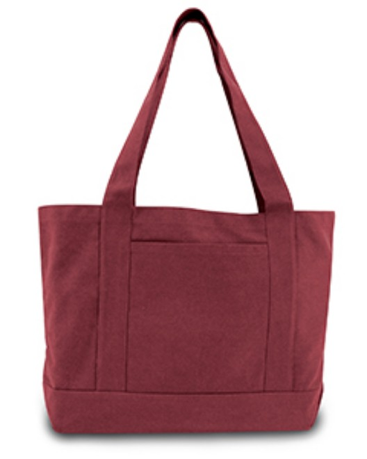 Picture of Liberty Bags 8870 Seaside Cotton Canvas 12 oz. Pigment-Dyed Boat Tote