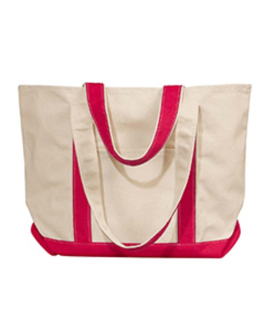 Picture of Liberty Bags 8871 Windward Large Cotton Canvas Classic Boat Tote
