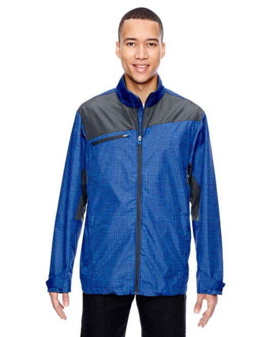 Picture of Ash City - North End 88805 Men's Sprint Interactive Printed Lightweight Jacket