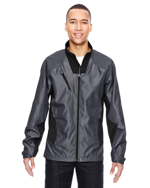 Picture of Ash City - North End 88807 Men's Aero Interactive Two-Tone Lightweight Jacket
