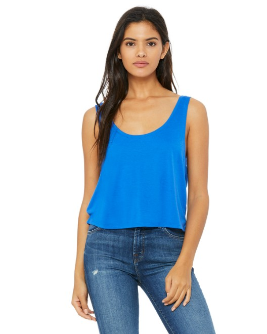 Picture of Bella + Canvas 8880 Womens Flowy Boxy Tank