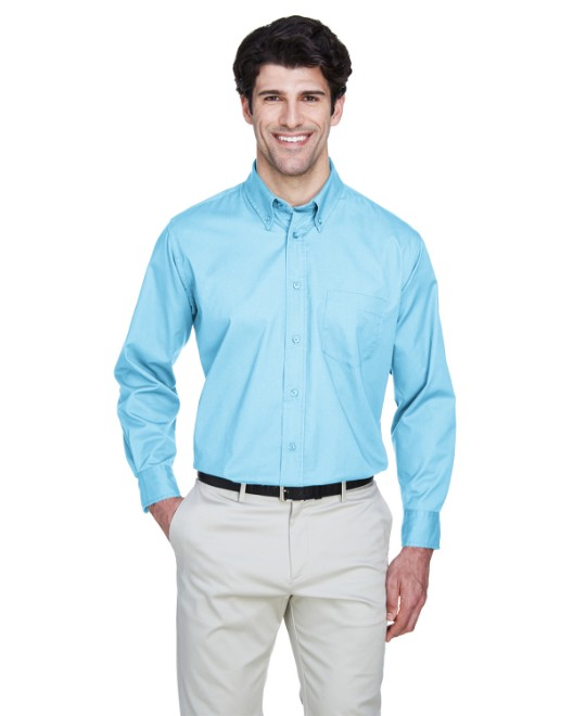 Picture of UltraClub 8975 Men's Whisper Twill