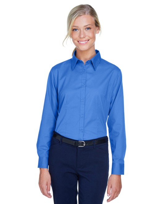 Picture of UltraClub 8976 Womens Whisper Twill