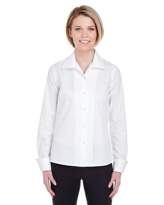 Picture of UltraClub 8992 Womens Whisper Elite Twill