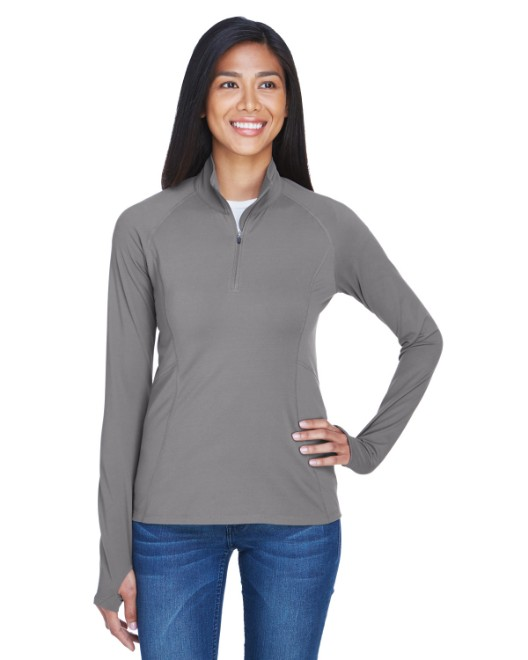 Picture of Marmot 900706 Womens Meghan Half-Zip Pullover