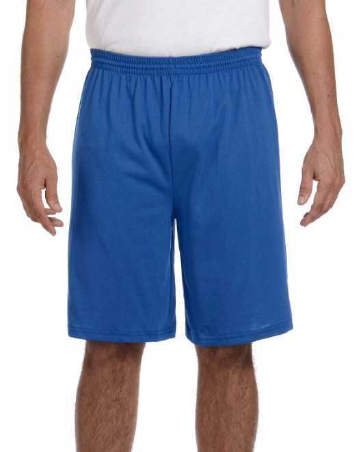 Picture of Augusta Sportswear 915 Adult Longer-Length Jersey Short