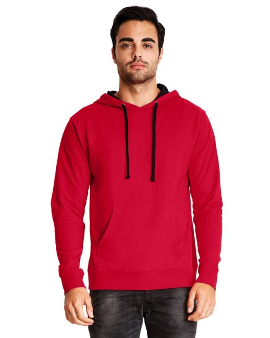 Picture of Next Level 9301 Unisex French Terry Pullover Hoody