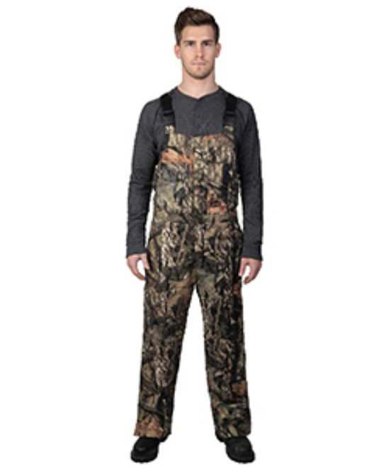 Picture of Walls Outdoor 93260 Unisex Hunting Legend Insulated Bib Overalls