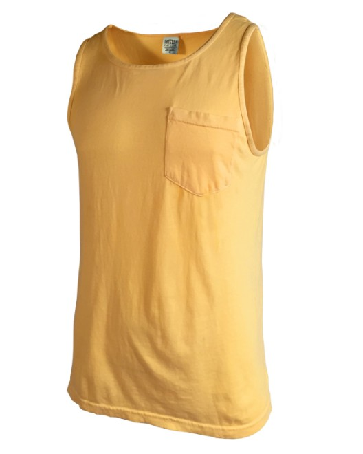 Picture of Comfort Colors 9330 Adult Heavyweight RS Pocket Tank