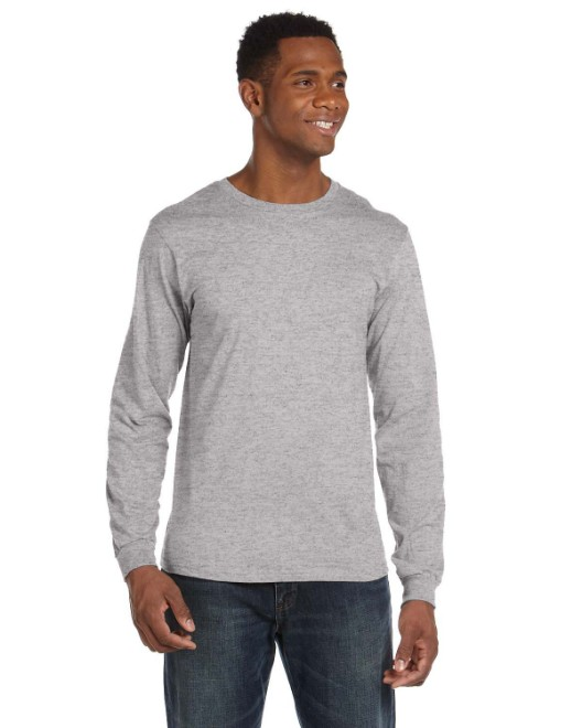Picture of Anvil 949 Adult Lightweight Long-Sleeve T-Shirt