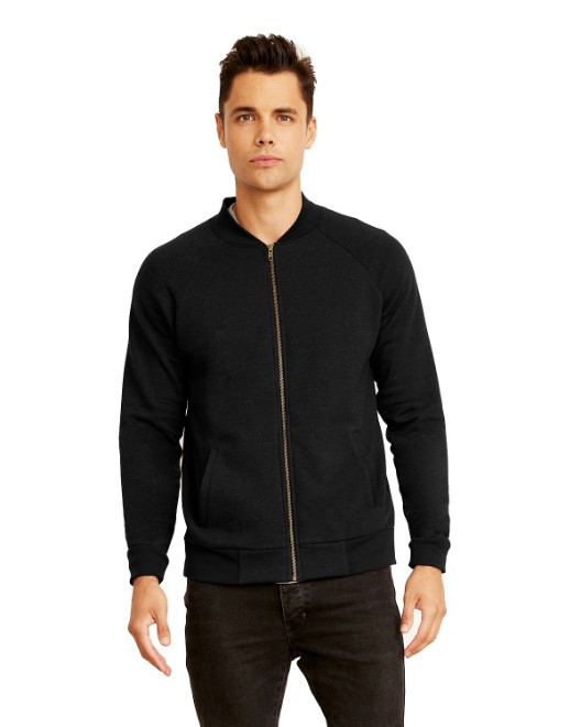 Picture of Next Level 9700 Unisex PCH Bomber Jacket