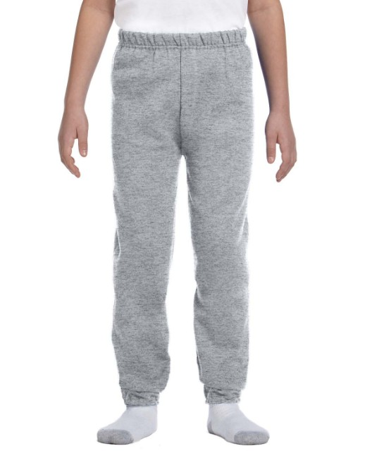 Picture of Jerzees 973B Youth 8 oz. NuBlend Fleece Sweatpants