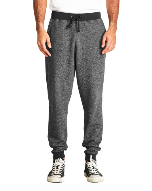 Picture of Next Level 9800 Men's Denim Fleece Jogger