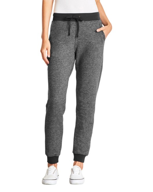 Picture of Next Level 9801 Womens Denim Fleece Jogger