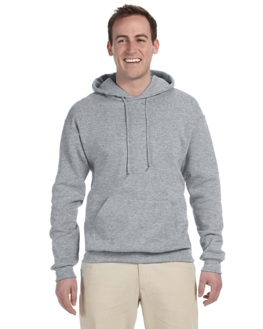 Picture of Jerzees 996MT Men's  Tall 8 oz. NuBlend Hooded Sweatshirt