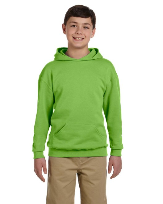 Picture of Jerzees 996Y Youth 8 oz. NuBlend Fleece Pullover Hood
