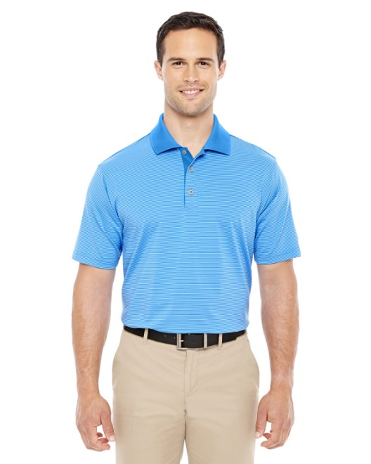 Picture of adidas Golf A119 Men's climalite Classic Stripe Short-Sleeve Polo