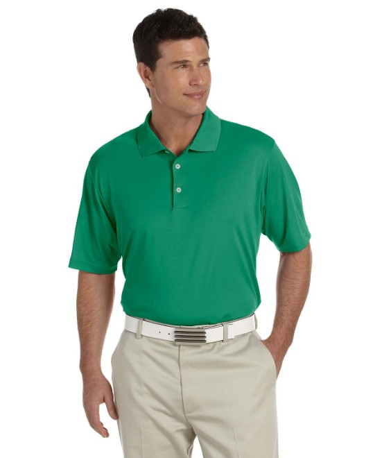 Picture of adidas Golf A121 Men's climalite Short-Sleeve Pique Polo