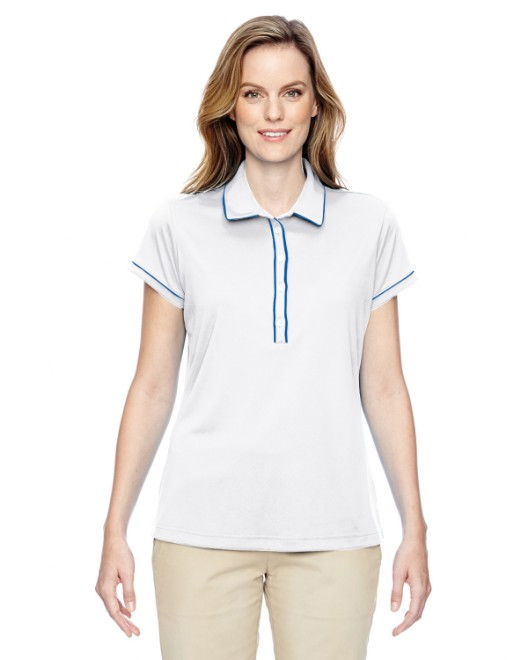 Picture of adidas Golf A126 Womens Piped Polo