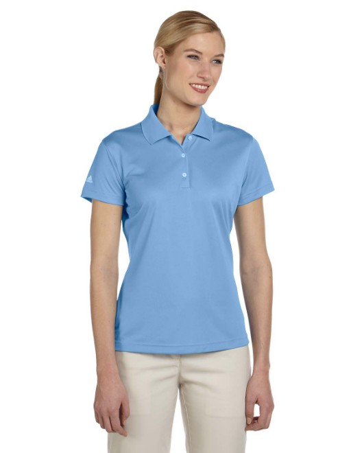Picture of adidas Golf A131 Womens climalite Basic Short-Sleeve Polo