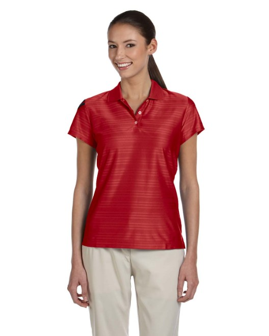 Picture of adidas Golf A135 Womens climacool Mesh Polo
