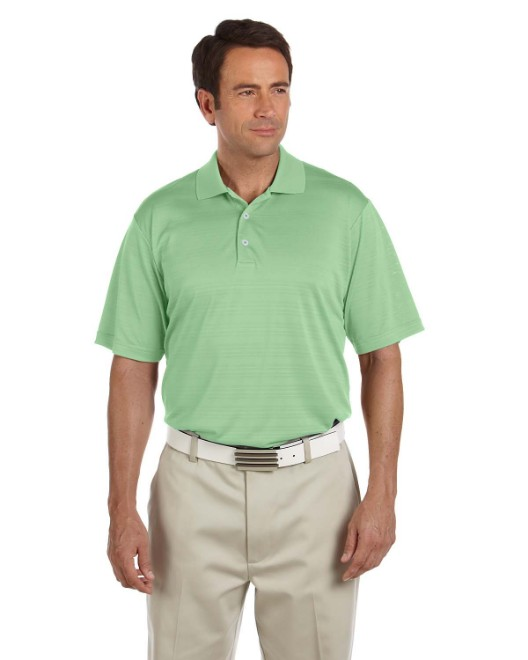 Picture of adidas Golf A161 Men's climalite Textured Short-Sleeve Polo
