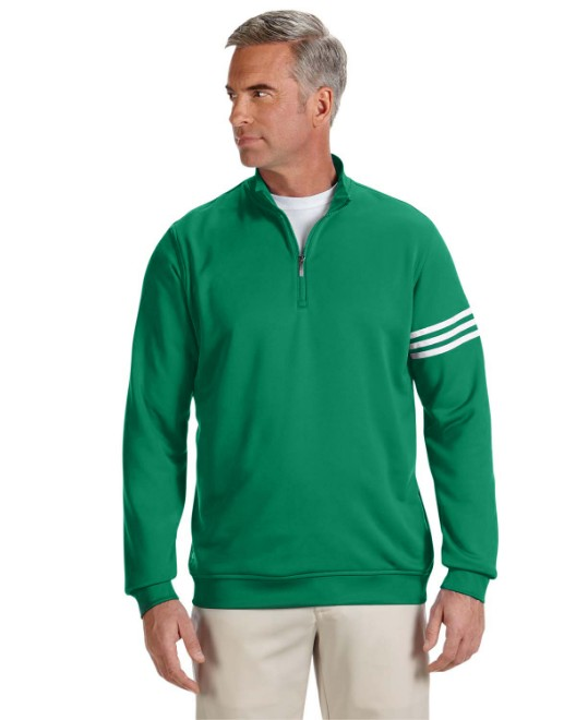 Picture of adidas Golf A190 Men's climalite 3-Stripes Pullover