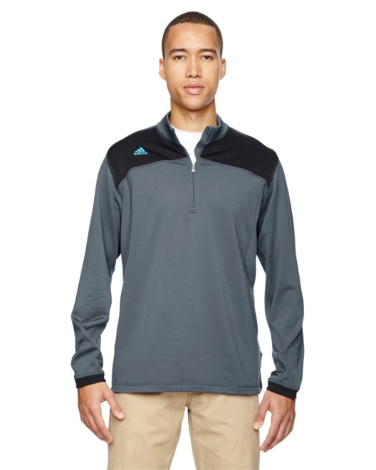 Picture of adidas Golf A201 Men's climawarm+ Half-Zip Pullover
