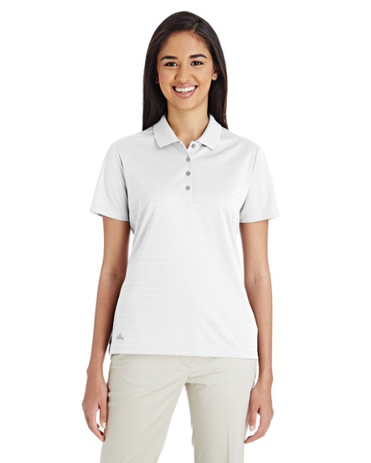 Picture of adidas Golf A262 Womens Micro Stripe Polo
