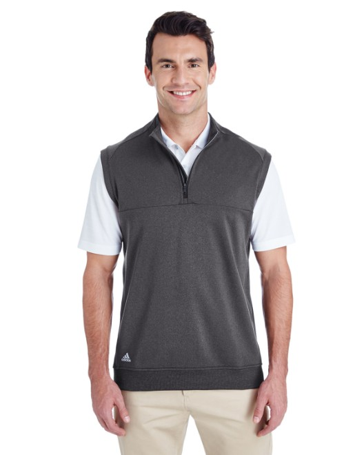 Picture of adidas Golf A271 Men's Quarter-Zip Club Vest