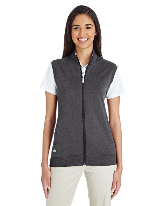 Picture of adidas Golf A272 Womens Full-Zip Club Vest