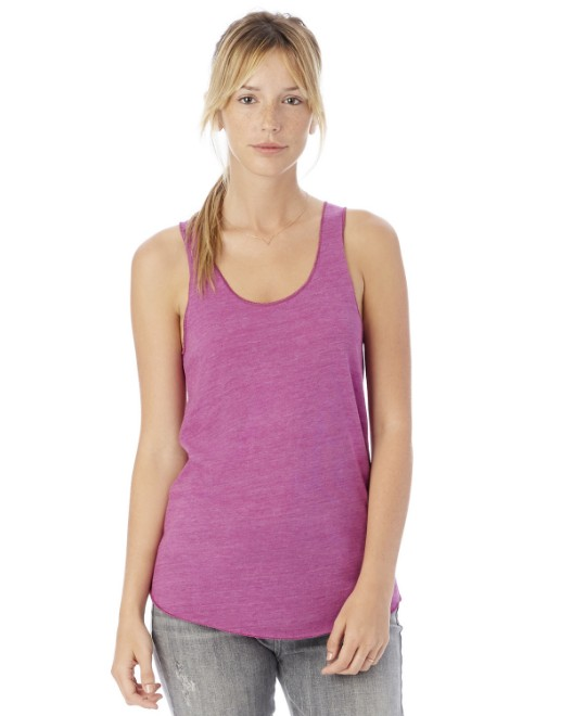 Picture of Alternative AA1927 Womens Meegs Racerback Eco-Jersey Tank