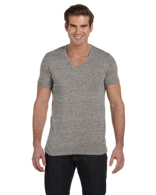 Picture of Alternative AA1932 Men's Boss V-Neck Eco-Jersey T-Shirt