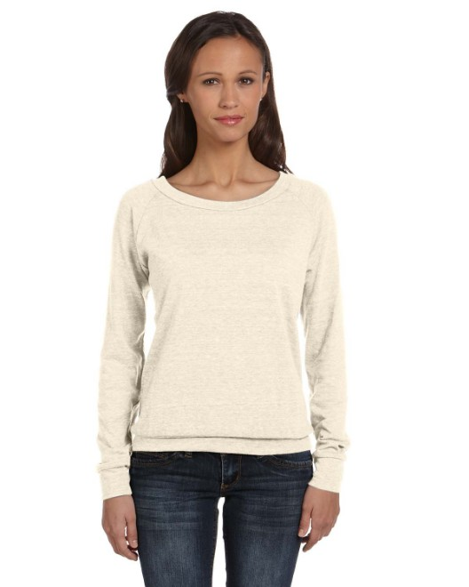 Picture of Alternative AA1990 Womens Slouchy Eco-Jersey Pullover