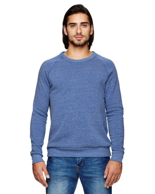 Picture of Alternative AA9575 Unisex Champ Eco-Fleece Solid Sweatshirt