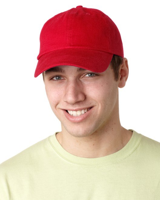 Picture of Adams ACEB101 Brushed Cotton Six-Panel Twill Cap