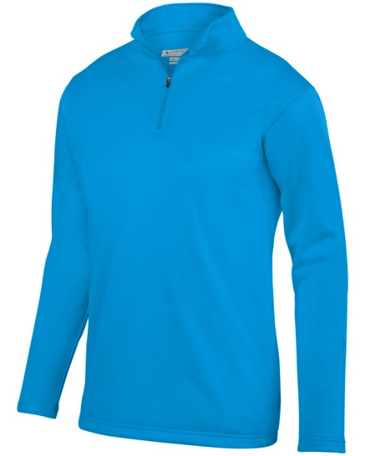 Picture of Augusta Sportswear AG5507 Adult Wicking Fleece Quarter-Zip Pullover