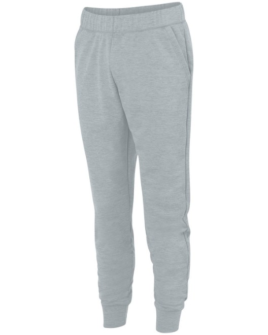 Picture of Augusta Sportswear AG5562 Adult Tonal Heather Fleece Jogger