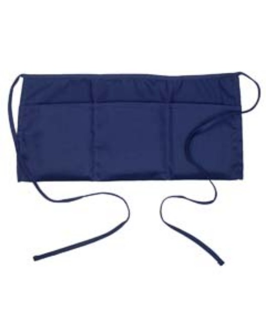 "Picture of Big Accessories APR50 Three-Pocket 10"""" Waist Apron"