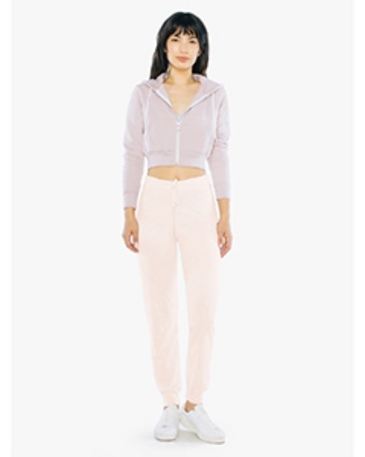 Picture of American Apparel ATR334W Womens Tri-Blend Leisure Pant