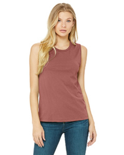 Picture of Bella + Canvas B6003 Womens Jersey Muscle Tank