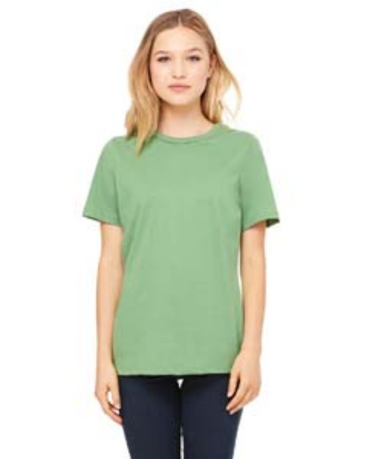 Picture of Bella + Canvas B6400 Womens Relaxed Jersey Short-Sleeve T-Shirt