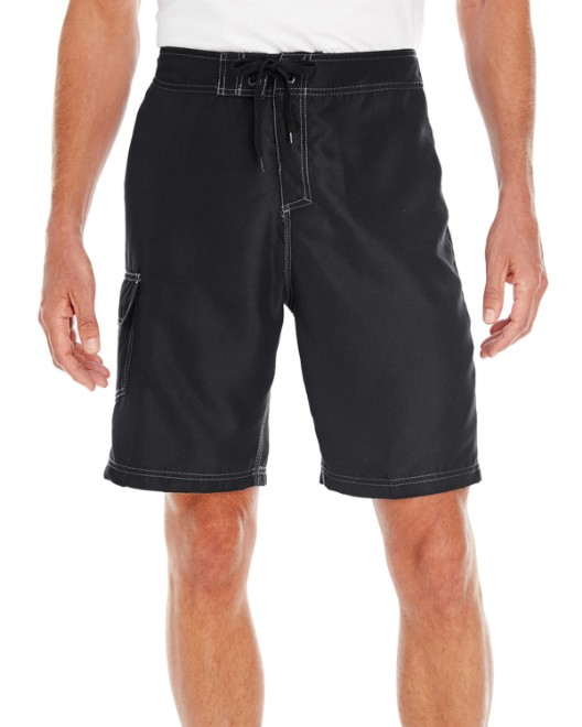 Picture of Burnside B9301 Men's Solid Board Short
