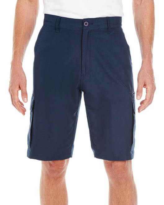 Picture of Burnside B9803 Men's Microfiber Cargo Short