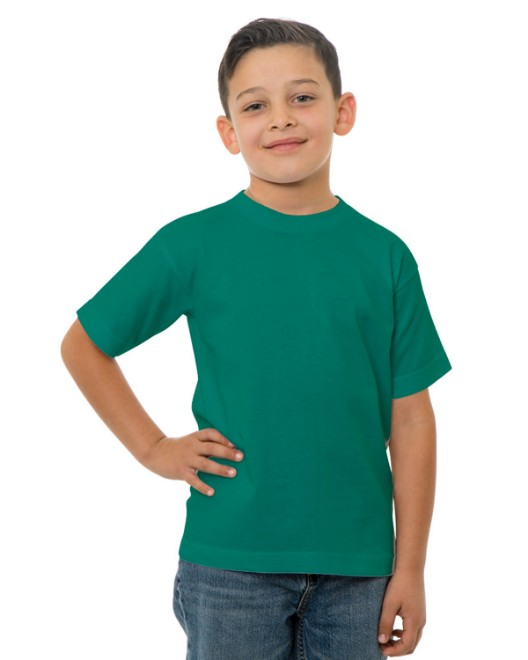 Picture of Bayside BA4100 Youth 6.1 oz., 100 % Cotton T-Shirt