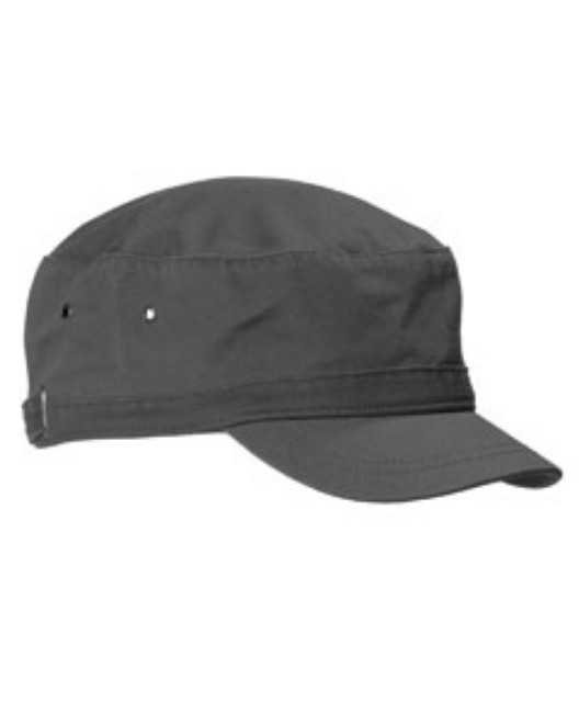 Picture of Big Accessories BA501 Short Bill Cadet Cap