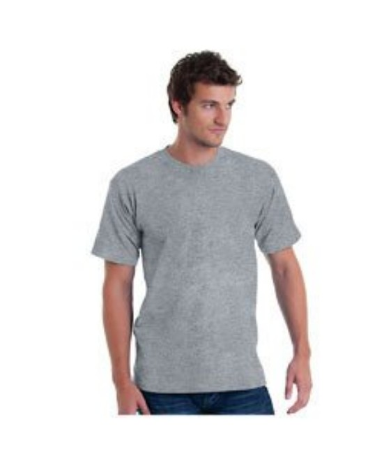 Picture of Bayside BA5040 Adult 5.4 oz., 100% Cotton T-Shirt