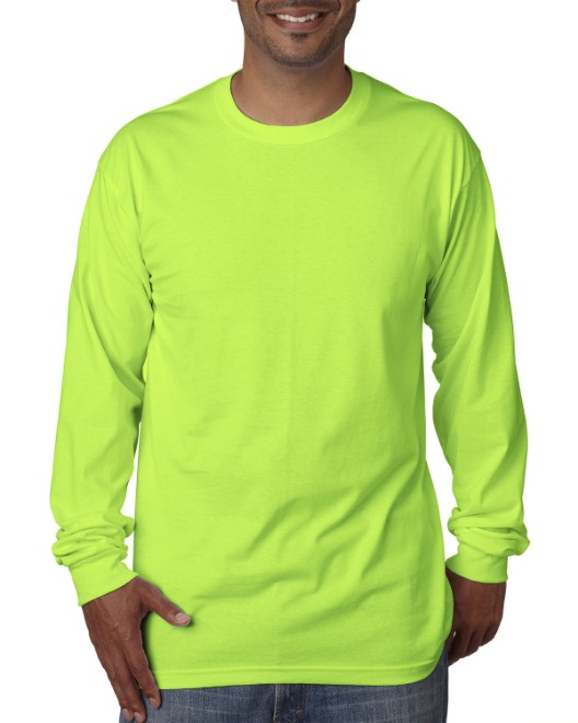 Picture of Bayside BA5060 Adult Long-Sleeve T-Shirt