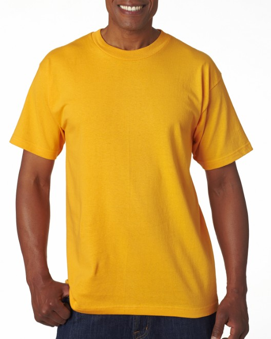 Picture of Bayside BA5100 Adult 6.1 oz., 100% Cotton T-Shirt