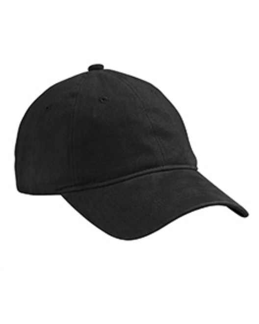 Picture of Big Accessories BA511 Brushed Heavy Weight Twill Cap